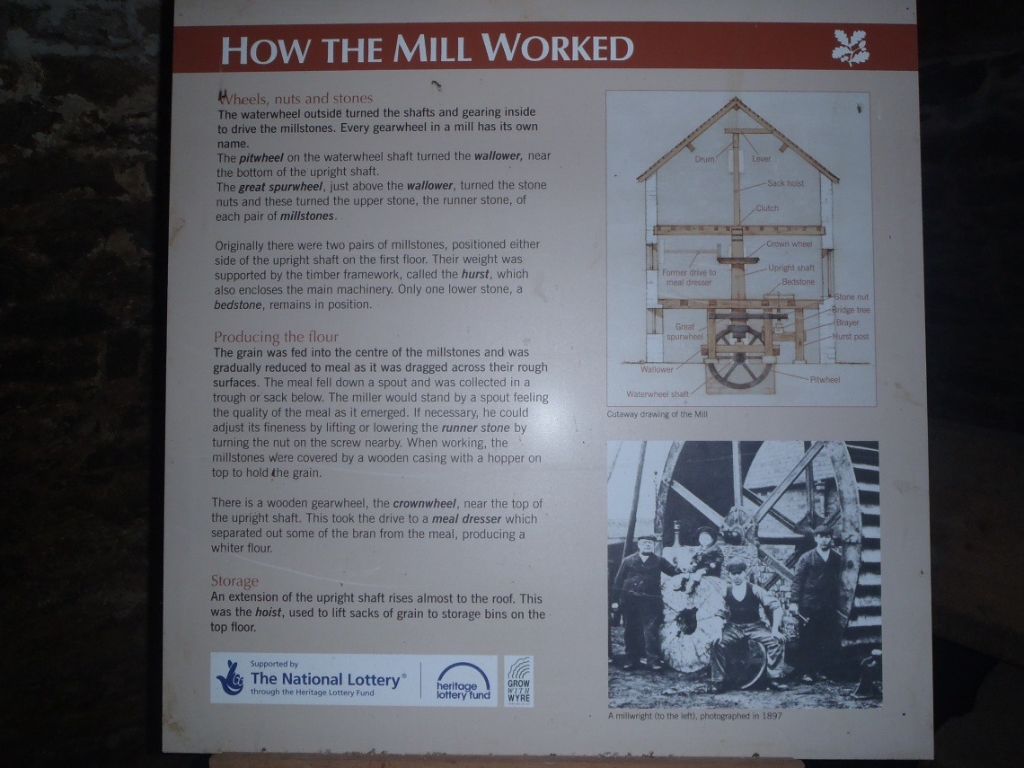 How the mill worked