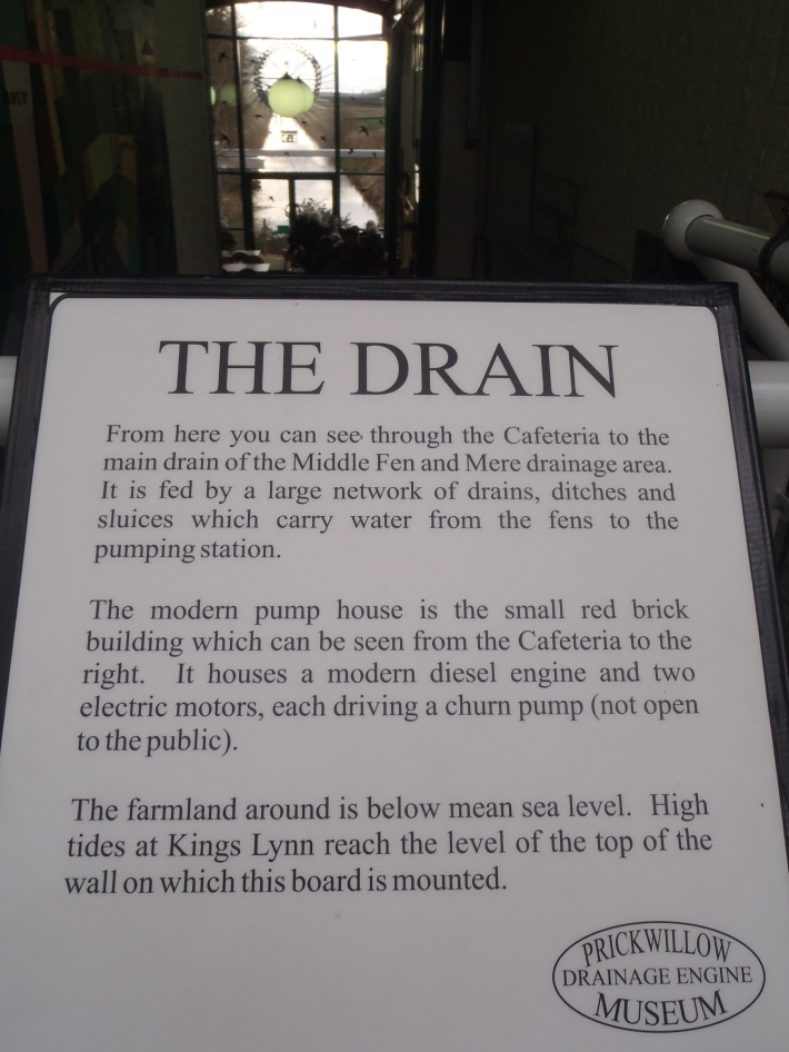 How the drainage works