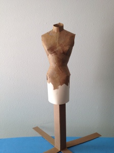 Half scale model
