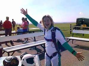 ready to skydive