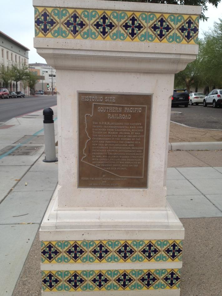Arizona historic monument