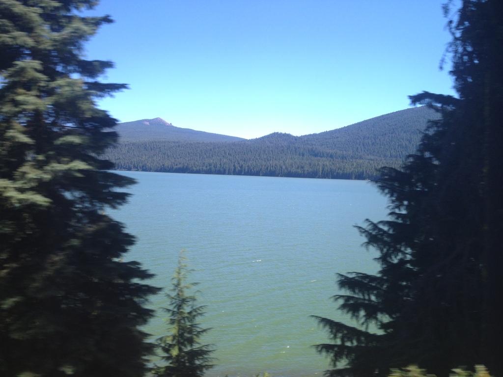 Lake by Klamath