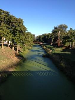Utica canal
