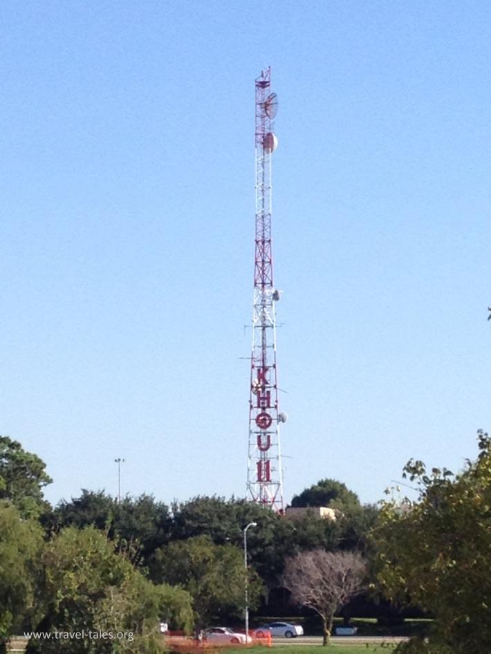 KHOU11 tower