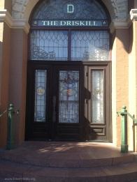 Driskill door