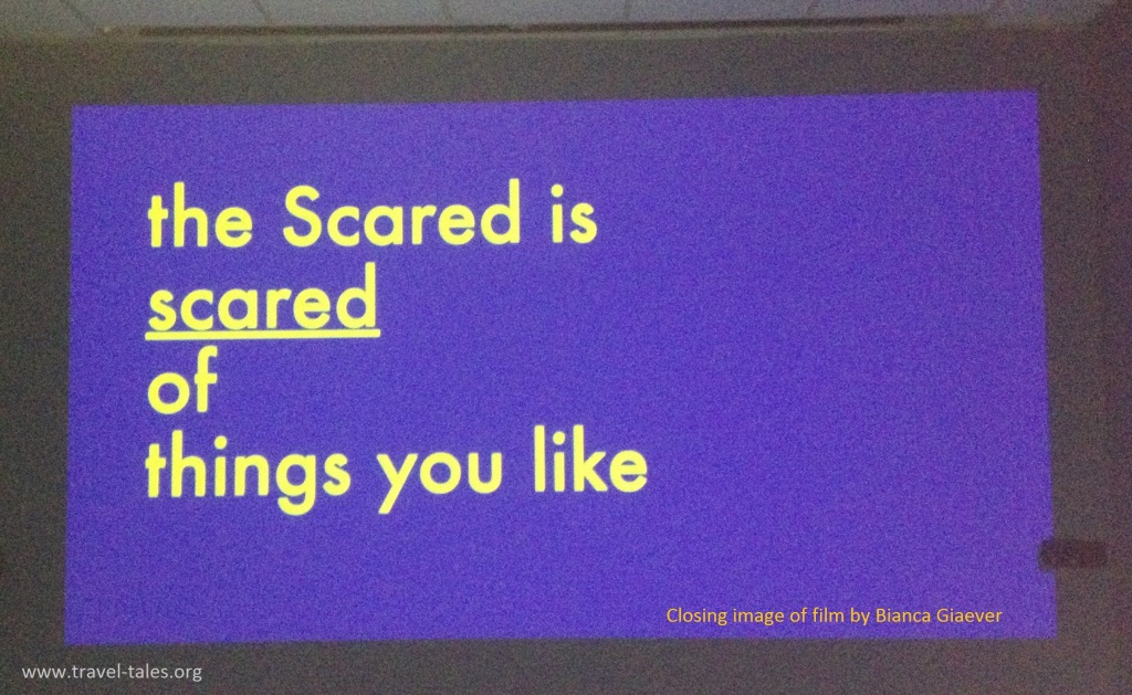 the Scared
