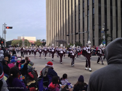 Texas Southern University Marching Band