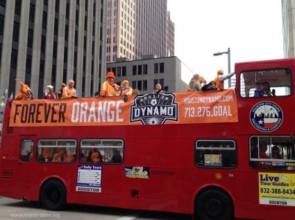 Houston Dynamos - our soccer team