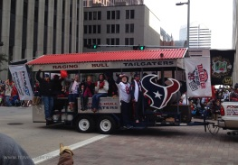 Texans Tailgaters