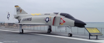 USS Lexington Marine Phantom
