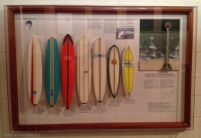 Texas Surf Museum Bing Copeland cabinet