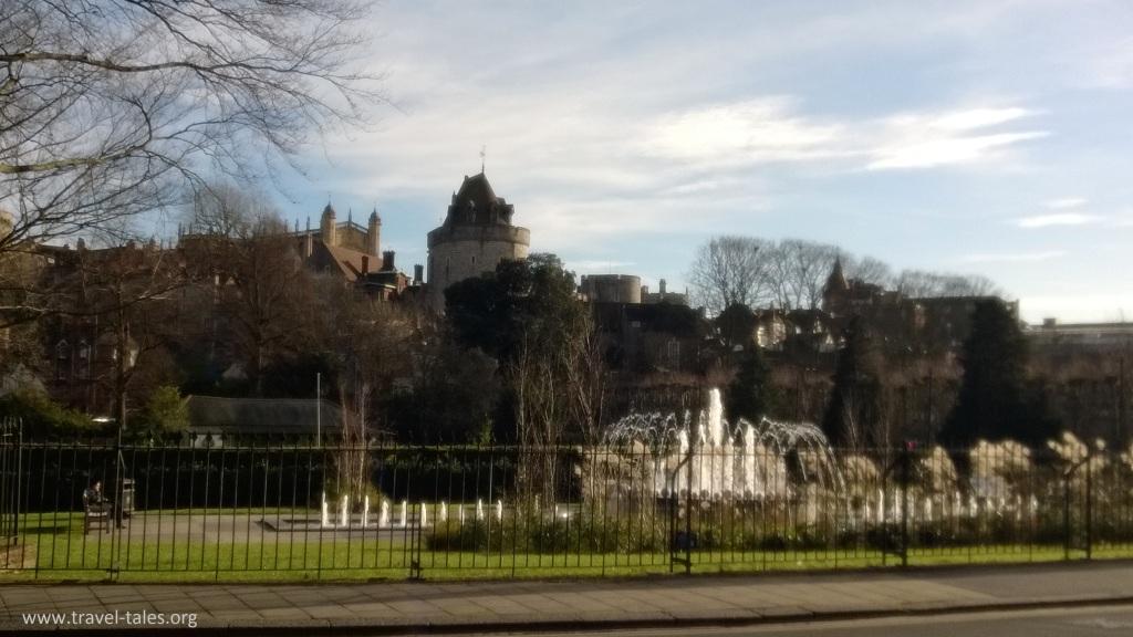Windsor jubilee fountatin