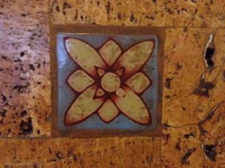 tiles close-up