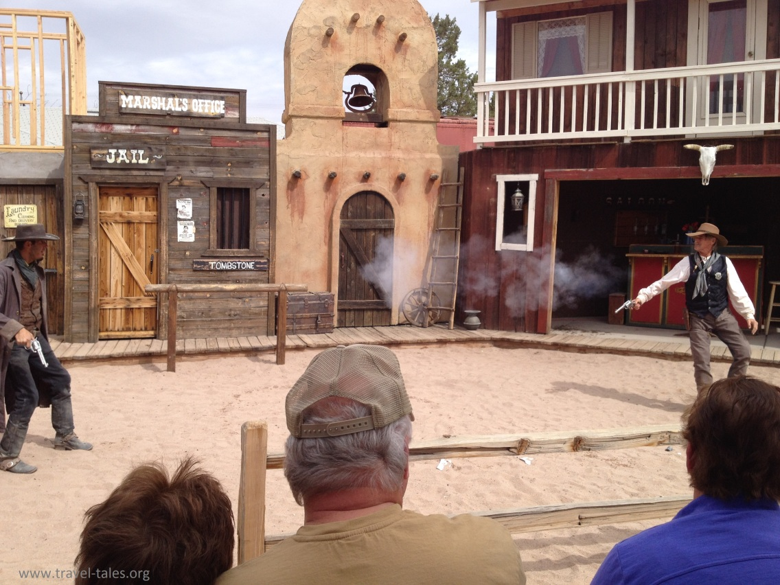 Tombstone gunshot 2