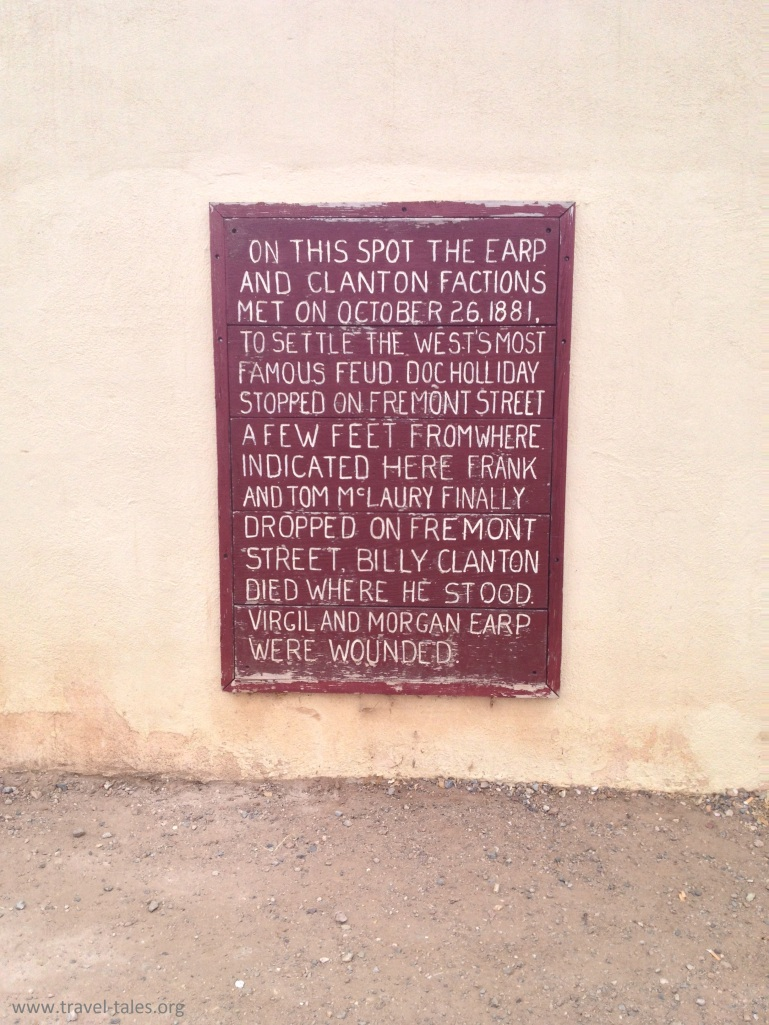 Tombstone plaque
