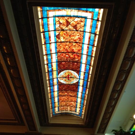 Gadsden skylight
