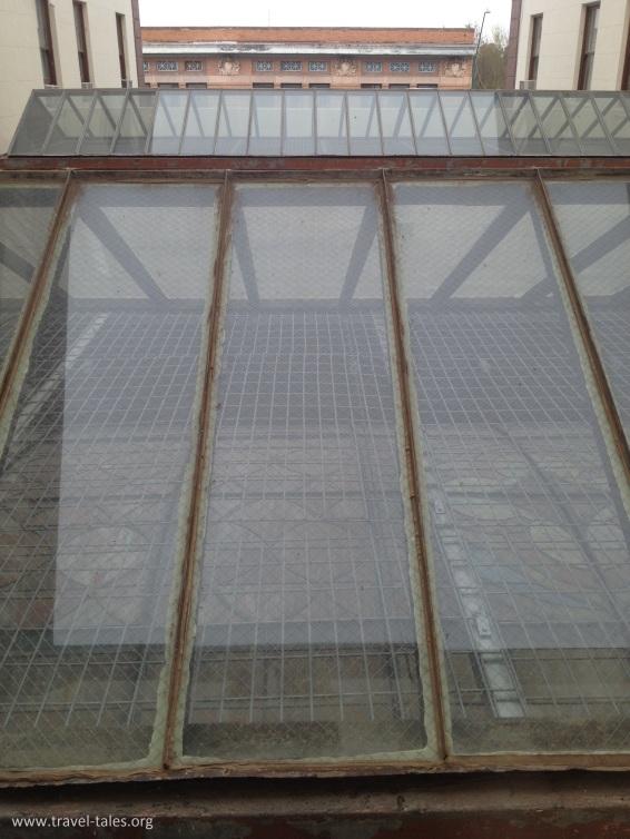 Gadsden skylight cover