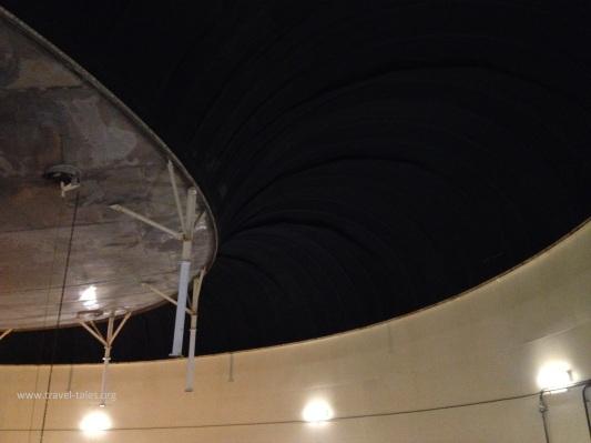inside biosphere lung