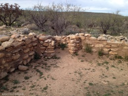 state park romeros fireplace