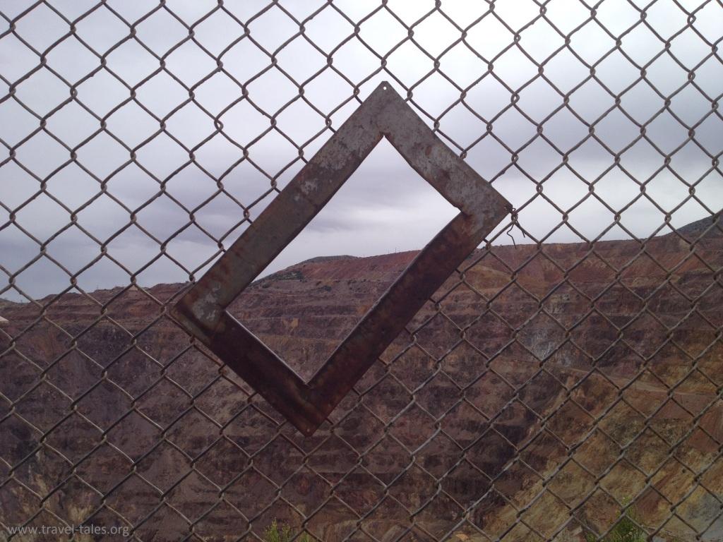 Bisbee fence