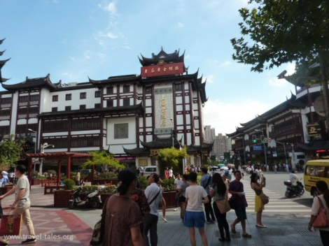 Shanghai 23 'old' town 1