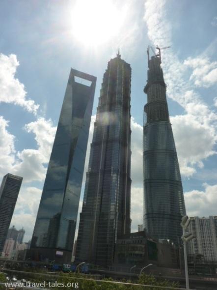 Shanghai 6 the 3 tallies