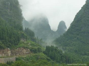 mountains Guilin 107 Li river cruise 76