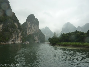 mountains Guilin 66 Li river cruise 35