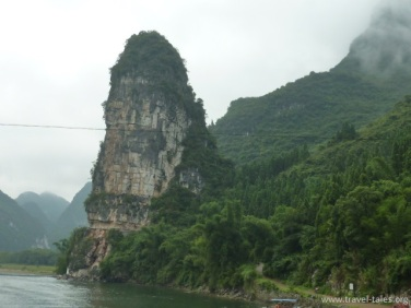 mountains Guilin 86 Li river cruise 55