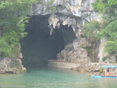 Riverbanks Guilin 65 Li river cruise 34