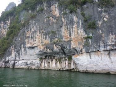 riverbanks Guilin 67 Li river cruise 36