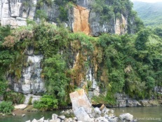 riverbanks Guilin 94 Li river cruise 63