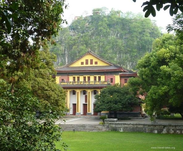 Guilin 227 cropped Princes Palace gatehouse