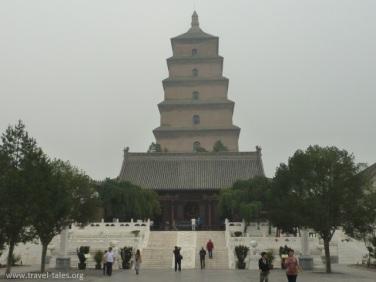 Xi'an 14 Goose pagoda