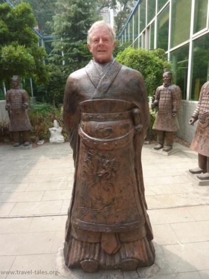 Xi'an 230 Terracotta warriors