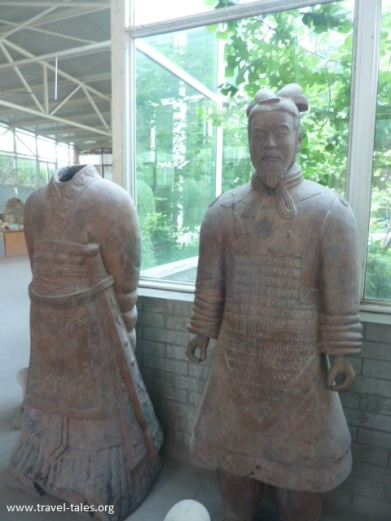 Xi'an 233 Terracotta warriors