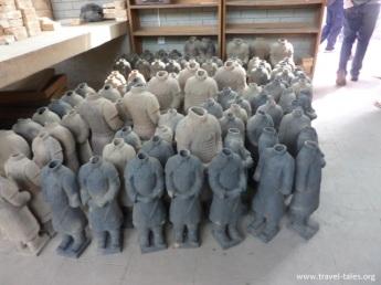 Xi'an 234 Terracotta warriors