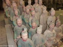 Xi'an 237 Terracotta warriors