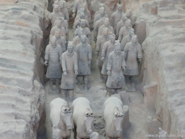Xi'an 239 Terracotta warriors