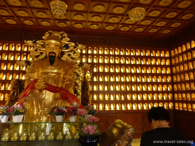 Xi'an 24 Goose pagoda temple of wealth