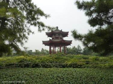 Xi'an 25 Goose pagoda
