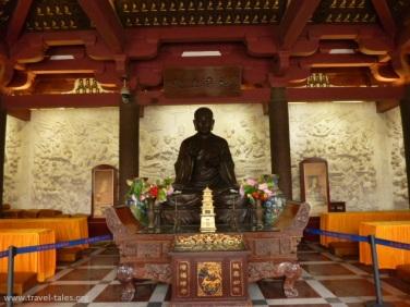 Xi'an 29 Goose pagoda temple to a prophet