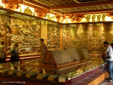 Xi'an 30 Goose pagoda exhibition hall 1
