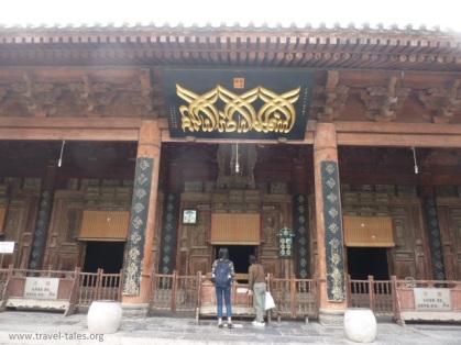Xi'an 49 great mosque 9