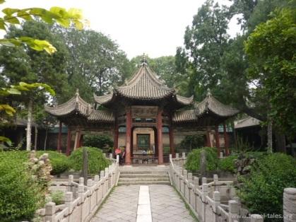 Xi'an 50 great mosque 10