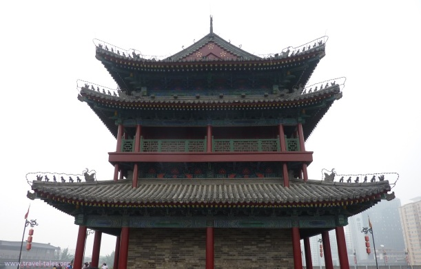 Xi'an 7 cropped central guardhouse end