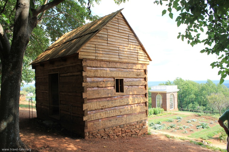 Slave hut reproduction