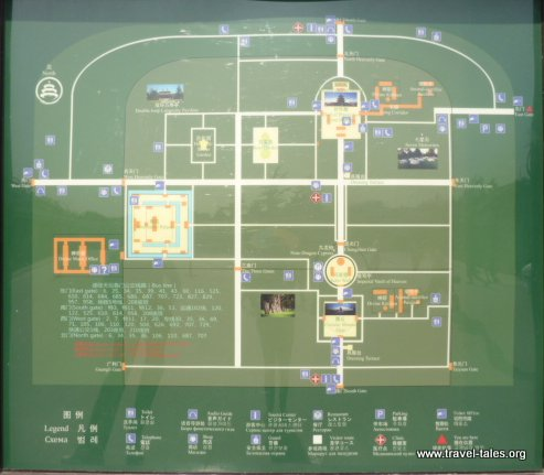 1-4 Temple of Heaven plan
