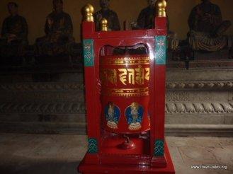07-17 Lama Temple prayer wheel